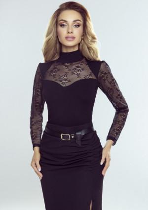 Dámské tričko Eldar Paris L Černá