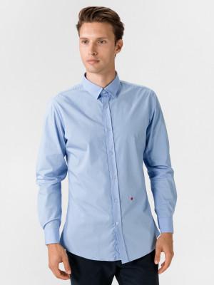 Košile Love Moschino Modrá