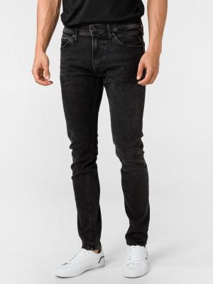 Jondrill Jeans Replay Černá