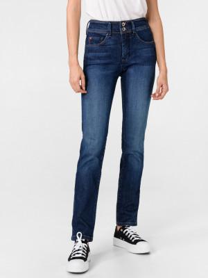 Secret Pushin Jeasn Salsa Jeans Modrá