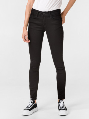Essentisl Colette Jeans Salsa Jeans Černá