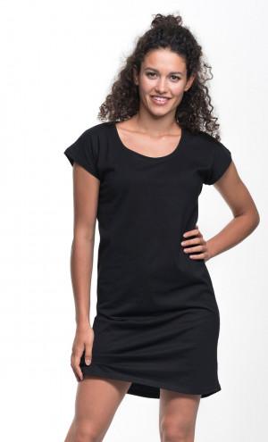 Dámské tuniko-šaty 25000 - PROMOSTARS černá