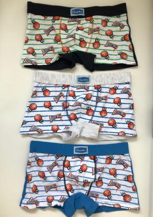 Dětské boxerky U/3112F 7 Mix