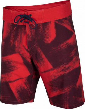 Pánské plavkové šortky 4F SKMT006 červené červená
