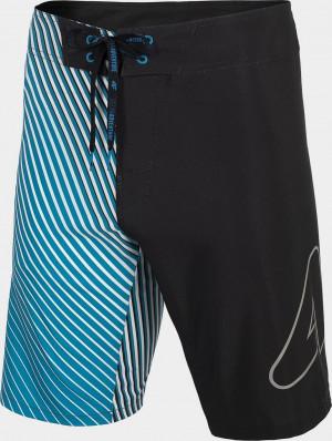 Pánské koupací  šortky 4F SKMT004 Modré Modrá