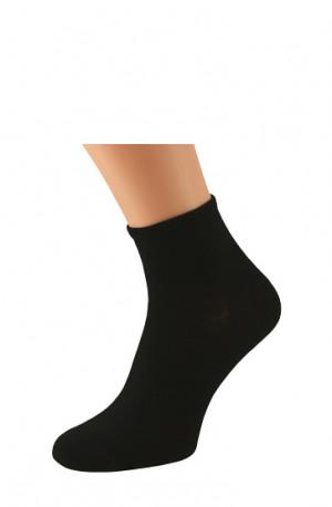 Pánské ponožky Bratex 0457 Active Sport ABS černá 42-43