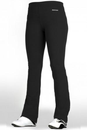 Dlouhé dámské kalhoty 0102 ocelová S/32