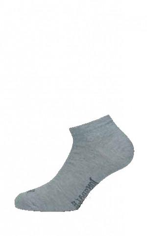 Kotníkové ponožky Lonsdale LNS 20 Invisible Fresh A'3 černá 35-38