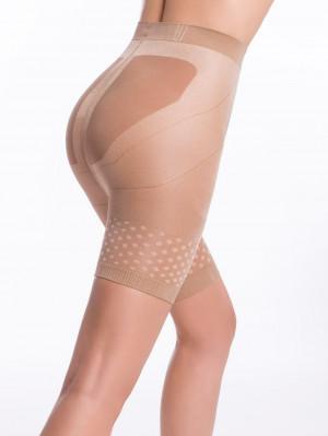 Dámské kalhotky Envie Shapewear Panty Slim Up 2XL naturale/odstín béžové 6-XXL