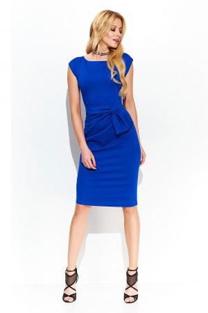 Dámské šaty 142561 - Makadamia královská modř