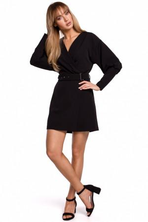 Dámské šaty M501 - Moe černá S-36