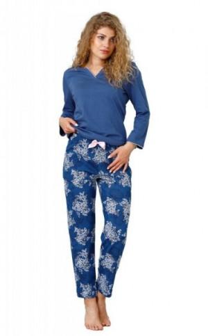 M-Max Allegra 953 Dámské pyžamo XL růžová