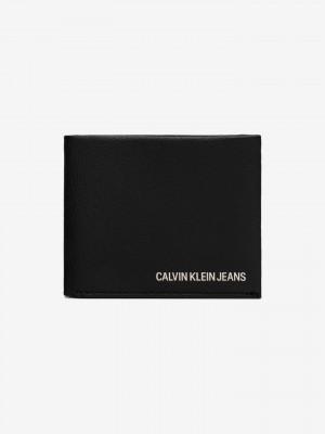 Billfold Peněženka Calvin Klein Černá