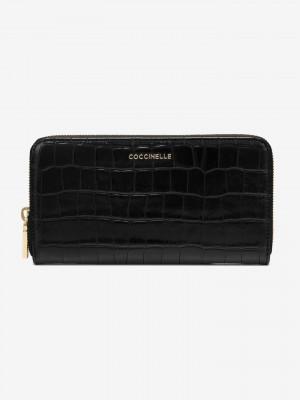 Peněženka Coccinelle Černá