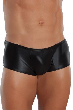 Pánské boxerky 4485 černá