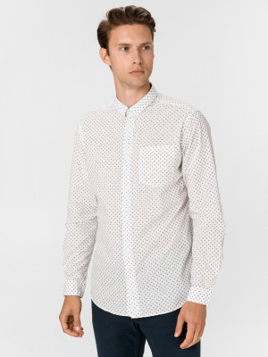 Windsor Košile Jack & Jones Bílá