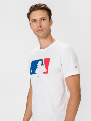 MLB APP Generic Logo Optic Triko New Era Bílá