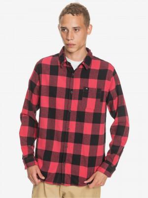 Košile Quiksilver Červená