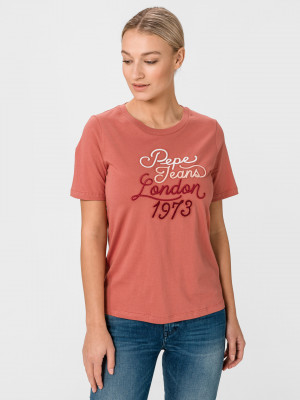 Lola Triko Pepe Jeans Červená