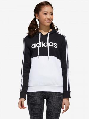 Essentials Colorblock Fleece Mikina adidas Performance Černá