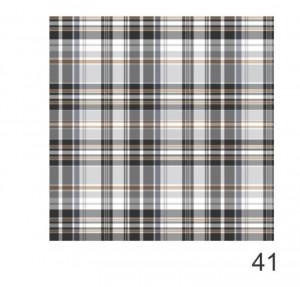 Pánské pyžamo 114 3-5 XL 2020 podzim šedá 5XL