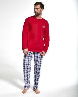 Pánské pyžamo DR 124/165 YUKON 2 Z*20 červená