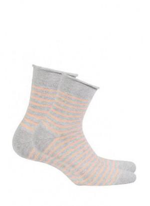 Dámské netlačící ponožky Gatta Cottoline G84.01N honduras 36-38
