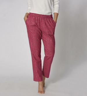 Dámské pyžamové kalhoty Mix & Match Tapered Trouser Flannel - Triumph 2370 036