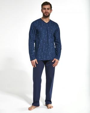 Pánské pyžamo 310/173 VICTOR jeans
