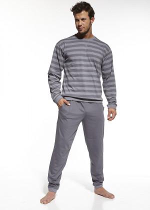 Pánské pyžamo 117/160 LOOSE 9 Z*20 šedá