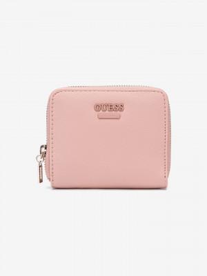 Noelle Small Peněženka Guess Růžová
