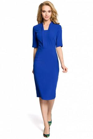 Dámské šaty M310 - Moe královská modř