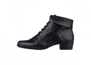 Kotníčková obuv RIEKER Y0711-14