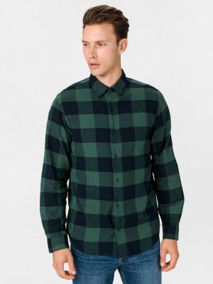 Košile Jack & Jones Zelená