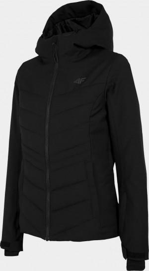 Dámská lyžařská bunda 4F KUDN201 černá černá