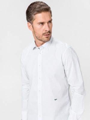 Kin/s Tape Košile GAS Bílá