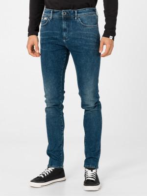 Sax Jeans GAS Modrá