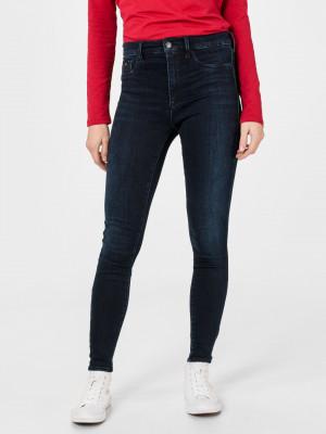 Sumatra Pop-Up Jeans GAS Modrá