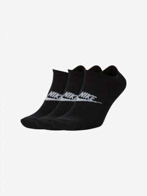 Sportswear Everyday Essential Ponožky Nike Černá
