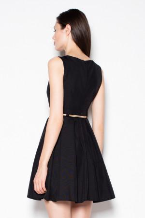 Společenské šaty VT078 - Venaton černá