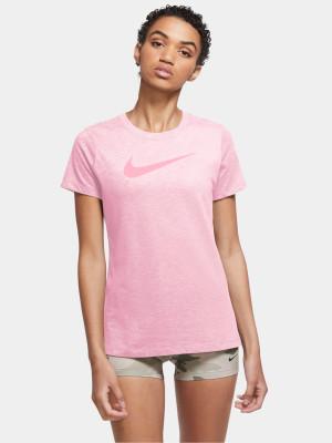 Dry Crew Triko Nike Růžová