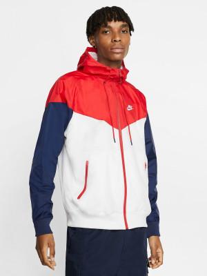 Bunda Nike Bílá