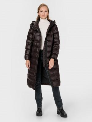 Lizzy Kabát Pepe Jeans Černá