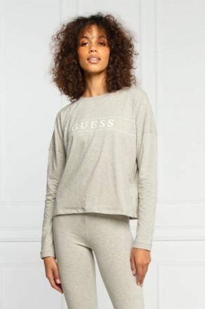 Dámské pyžamo O0BX03KA5Y0 - M90 šedá - Guess šedá
