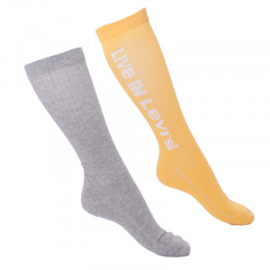 2PACK ponožky Levis vícebarevné (903018001 017) 43-46