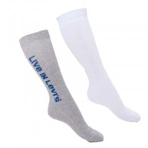 2PACK ponožky Levis vícebarevné (903018001 013) 43-46