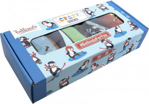 4PACK ponožky Bellinda vícebarevné (BE481044-004) 43-46