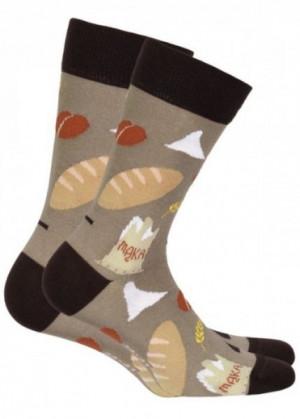Wola Perfect Man W481 Pánské ponožky 42/44 Beige