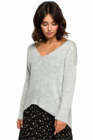Dámský svetr BK012 - BEwear šedá uni