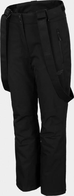 Dámské lyžařské kalhoty 4F SPDN300 Černé Černá